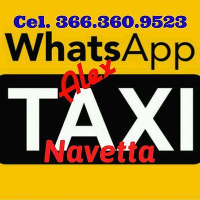 Taxi Navetta Minibus Tel.366.360.9523 Alex taxinavetta@gmail.com