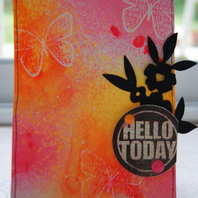 carte Hello today