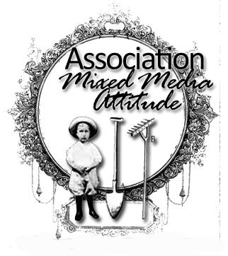 association Mixed Media Attitude
