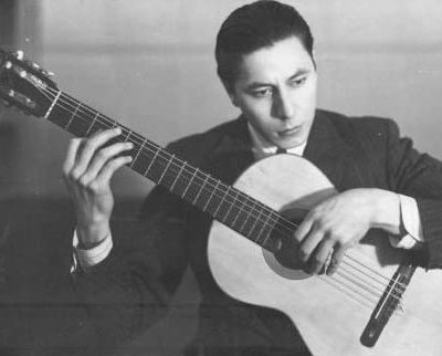 Atahualpa Yupanqui, la guitare a tout dit