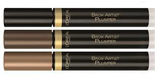 Makeup Review BROW ARTIST PLUMPER L'Oreal