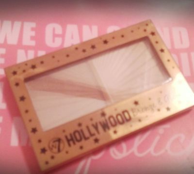 W7 HOLLYWOOD Bronze & Glow:review e swatches