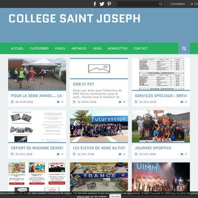 COLLEGE SAINT JOSEPH