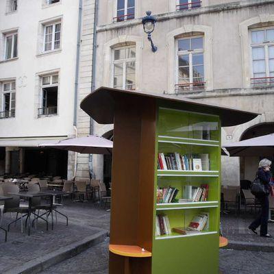 A book tree for children in Varangéville