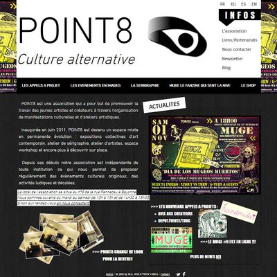 POINT8 LE SITE WEB !!! WWW.POINT8ASSO.COM