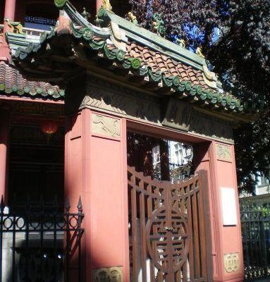 Une pagode nommée désir...
