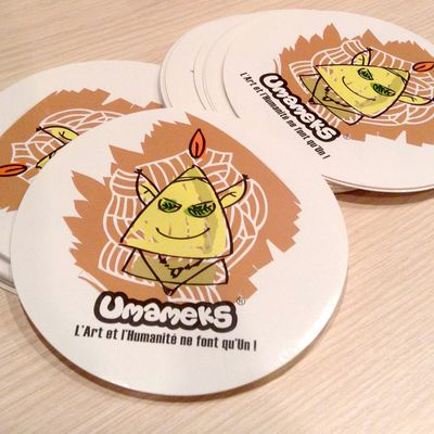 Stickers Umameks