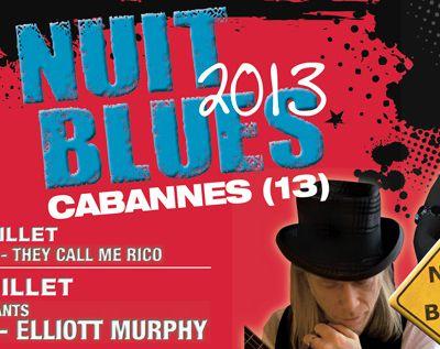 Nuit du Blues Cabannes
