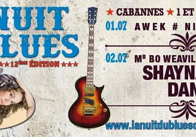 Archives nuit du blues de Cabannes