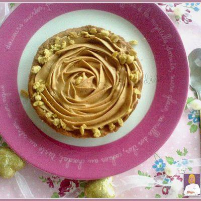 Tartelettes Sablées aux Chocolats goût Caramel..Pralinoise et Céréales.