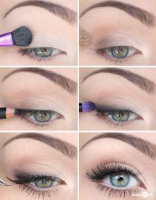 ##Tuto Make-up ^^