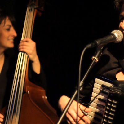 Emilie Cadiou en duo au Bijou à Toulouse les 7 et 8 janvier 2016