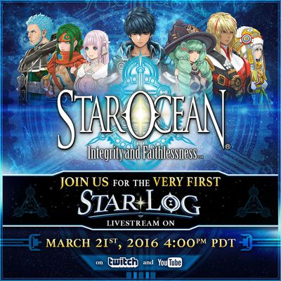 Star Ocean 5 : Officialisé en europe
