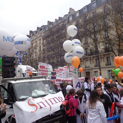 Selection de photos de la manifestation du 15 mars 2015