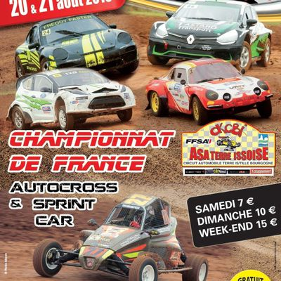 R8 : Is sur Tille : RDV ce week-end