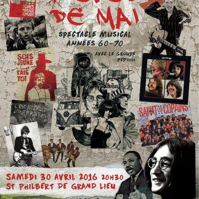 "Concert "" RÊVES DE MAI """