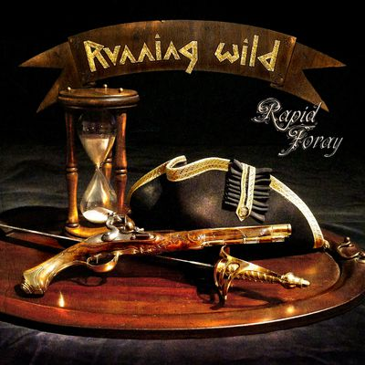 """CD review RUNNING WILD """"Rapid Foray"""""""