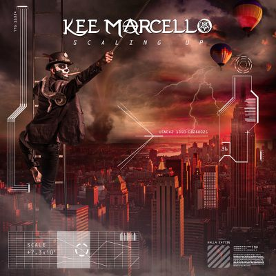 "CD review KEE MARCELLO ""Scaling Up"""