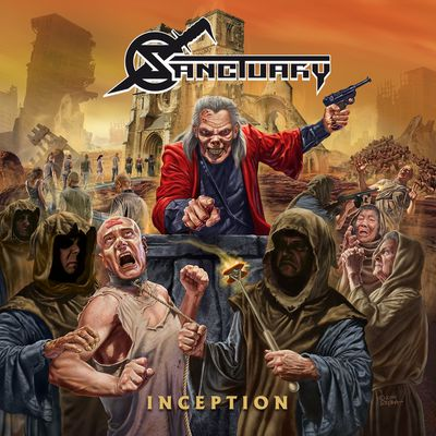 "CD review SANCTUARY ""Inception"""