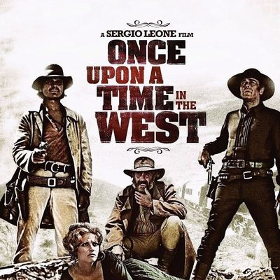ONCE UPON A TIME IN WEST-C'ERA UNA VOLTA IL WEST-1968 -