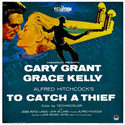 TO CATCH A THIEF-1954-