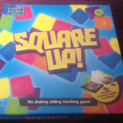 Matching the tiles with Square Up! Product Review