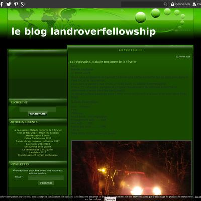 le blog landroverfellowship