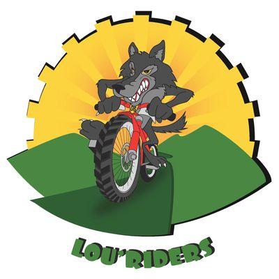 Mes Sorties en VTT Lou'Riders