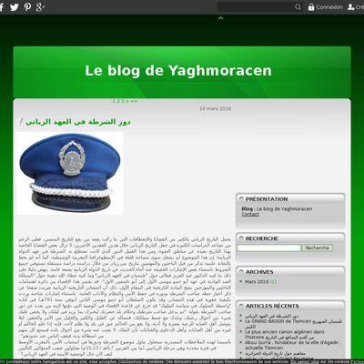 Le blog de Yaghmoracen