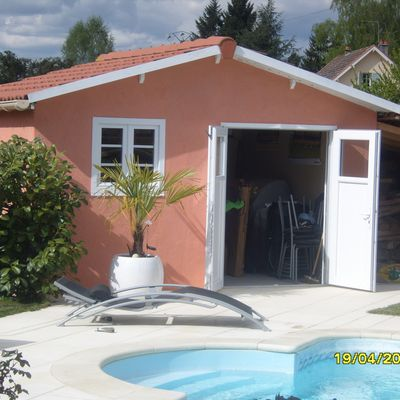 chalet finition
