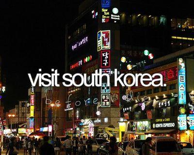 My summer in Seoul