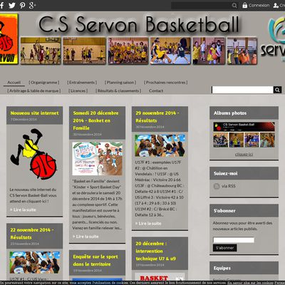 CS Servon Basket-Ball
