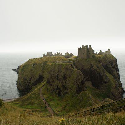 Ecosse séjour 3: Lochranza, Loch Lomond, Stonehaven, Edimbourg