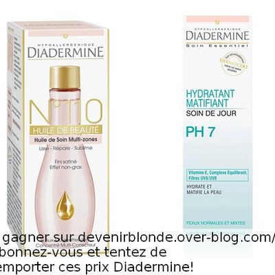 Concours DIADERMINE