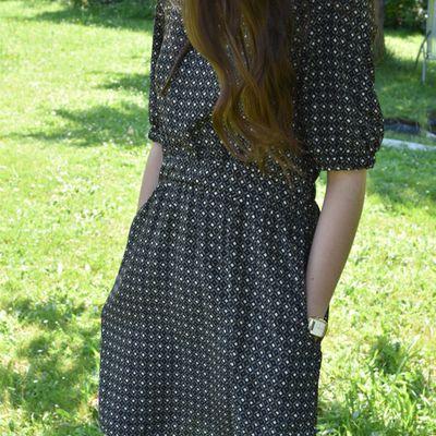 Little black dress  cousue