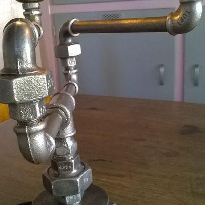 """Lampe de table articulée""""Sémaphore"""""""