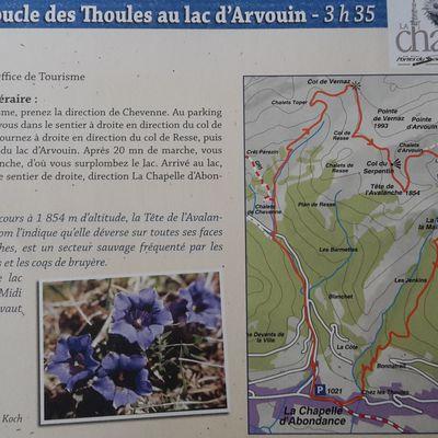 Semaine en Haute-Savoie - Jour 3