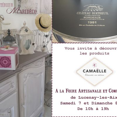 Exposition ce week-end