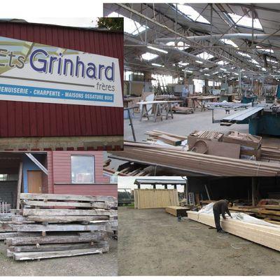 Visite entreprise Grinhard