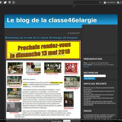 Le blog de la classe46elargie