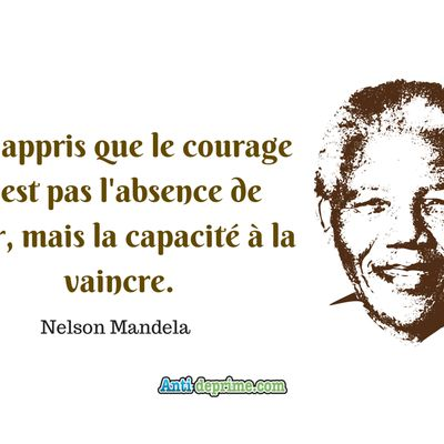 Courage ....