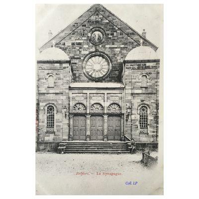 Les Synagogues de Franche Comté