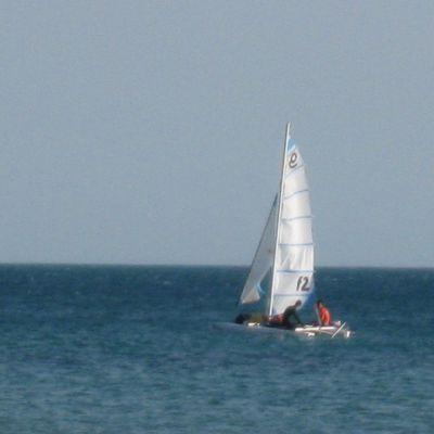 Petit exercice avec un catamaran