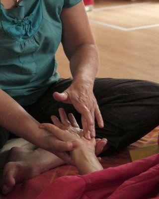 Ateliers relaxation, massages et bien-être