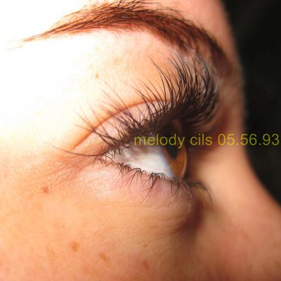 #Extension de cils #Melody 05.56.93.15.16