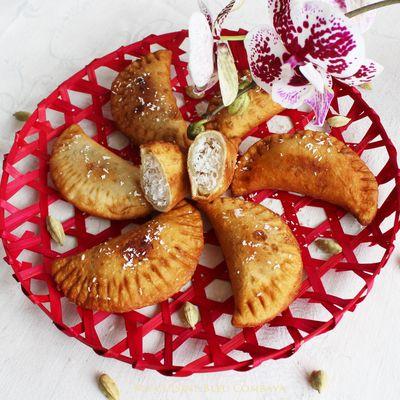 Gâteaux Patates- Ile Maurice