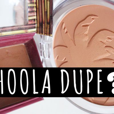Benefit HOOLA Bronzer DUPE for $5?!!