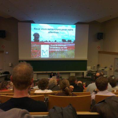 Soigner la Terre pour Nourrir les Hommes - Conférence de Lydia et Claude Bourguignon