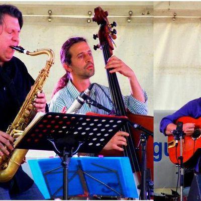 groupe jazz AQUITAINE STAND JAZZ TRIO