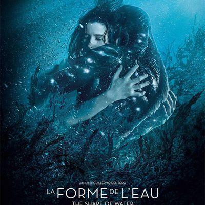 LA FORME DE L'EAU de Guillermo del Toro [critique]